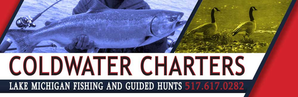 Coldwater Charters Logo
